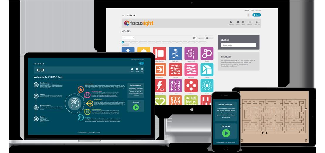 EYEBAB-Software devices
