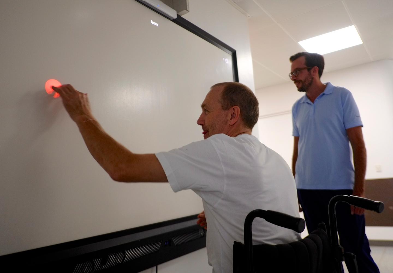 Training on softboard