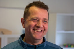 Early retiree Per Nygaard