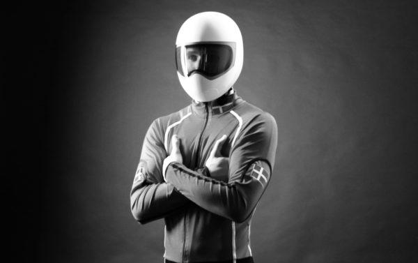 Danish skeleton rider Rasmus Vestergaard Johansen